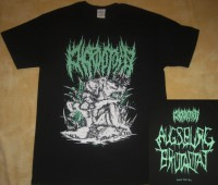 CHORDOTOMY - Augsburg Brutalität - T-Shirt