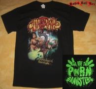 CLITORAPE - Gynaecological Apocalypse - T-Shirt - Size M