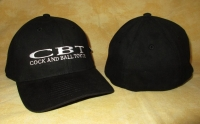 COCK AND BALL TORTURE - Stretch-Fit Baseball Cap - Größe S/M