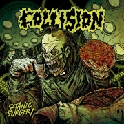 COLLISION - CD - Satanic Surgery