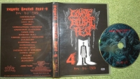 COYOTE BRUTAL FEST #4 - DVD - (w. ANAL GRIND, BOWEL STEW, CARNAL DECAY, ZOEBEAST)