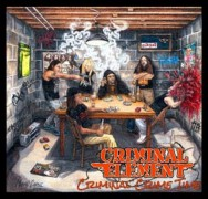 CRIMINAL ELEMENT -CD- Criminal Crime Time