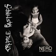 "CRIPPLE BASTARDS -12"" LP- Nerco in Metastasi (silver Vinyl)"