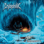 CRYOPHILIC - CD - Barbarity