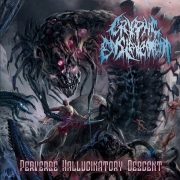 CRYPTIC ENSLAVEMENT - CD - Perverse Hallucinatory Descent
