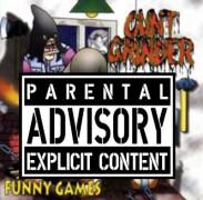 CUNTGRINDER -CD- Funny Games