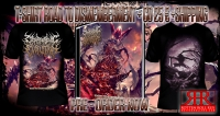 Bundle: CATASTROPHIC EVOLUTION - Shirt + CD - Road To Dismemberment - Size S