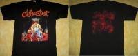 Cliteater - Scream Bloody Clit - T-Shirt - size XXL (2nd Hand)