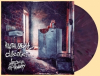 RECTAL SMEGMA / CLITEATER / LAST DAYS OF HUMANITY - split 12'' LP - (CLITEATER EDITION on randomly splatter colored Eco-Vinyl) (PRE-ORDER may 2020)