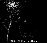 DARKTHRONE -CD- Under a Funeral Moon