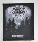 DARKTHRONE - Panzerfaust - woven Patch