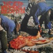 DEAD INFECTION - 12'' LP - World Full Of Remains (Black Vinyl)