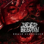 DEAD INFECTION - Digipak CD - Brain Corrosion