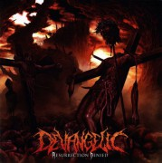 DEVANGELIC -CD- Resurrection Denied