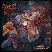 DEVOURING HUMANITY - CD - Eradication Of Living Human Shit