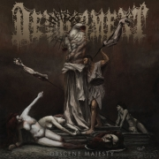 DEVOURMENT - 12'' LP - Obscene Majesty (Black Vinyl)