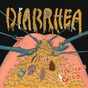 DIARRHEA - CD - Anal Torture Grind