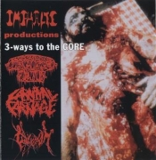 DISGORGED FETUS / CARNIVAL OF CARNAGE / VIVISECTION - CD - 3-Ways To The GORE
