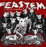 FEASTEM 12'' LP - Avaritia Humanae