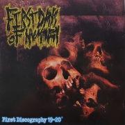 FIRST DAYS OF HUMANITY - CD - First Discography 2019-2020