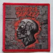 GENERAL SURGERY - Anatomy - printed Patch