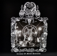 GOATHAMMER - CD - Ceremony Of Morbid Destruction