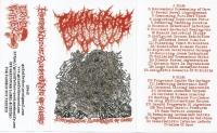GOLEM OF GORE - Tape MC - Horrendous Summoning Of Gore