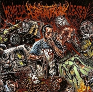 GOREATORIUM - MCD - Homicidal Ideation
