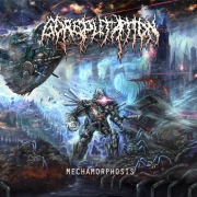 GOREPUTATION - CD -  Mechamorphosis