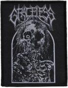 GRACELESS - Zombie - woven Patch