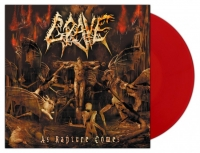 GRAVE - 12'' LP - As Rapture Comes (red Vinyl)