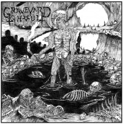 GRAVEYARD GHOUL -CD- Tomb of the Mouldered Corpses