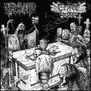 "GRAVEYARD GHOUL / CRYPTIC BROOD -split 12"" LP -"