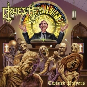 GRUESOME - CD - Twisted Prayers