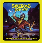 GRUESOME STUFF RELISH - CD - Back From The Grave & Ready To Part