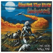 GRUESOME STUFF RELISH / CHOKED BY OWN VOMITS - CD - The Dead Shall Rise