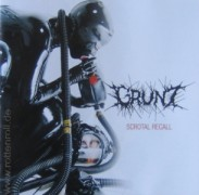GRUNT -CD- Scrotal Recall