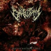 GURGLECTOMY - CD - Seas Of Rotting Vomit