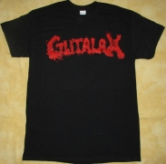GUTALAX - Red Logo - T-Shirt