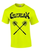 GUTALAX - toilet brushes - savety green T-Shirt