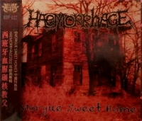 HAEMORRHAGE - CD - Morgue Sweet Home