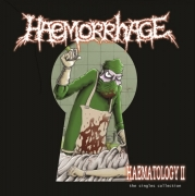 HAEMORRHAGE - Gatefold 12'' 2LP - Haematology Pt. 2 The Singles Collection