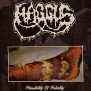 HAGGUS - 12'' LP - Plausibility Of Putridity
