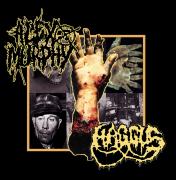 HAGGUS / ALEX MURPHY - split CD -