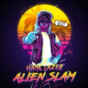 HANS LASER ALIEN SLAM - Digipak CD - Action Metal
