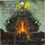 HEAVY LIES THE CROWN - CD - Gears Of Inhumanity