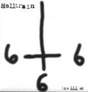 HELLTRAIN - 7'' EP - The 666 EP