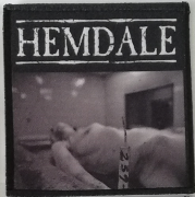 HEMDALE - Corpse - printed Patch