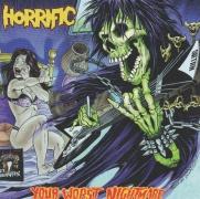 HORRIFIC - Digipak CD - Your Worst Nightmare