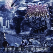 HUMAN ABASEMENT - CD - Annihilation Of The Human Plague